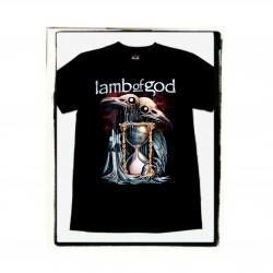 CAMISETA LAMB OF GOD RS
