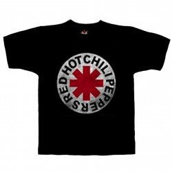 CAMISETA RED HOT CHILLI PEPPERS W